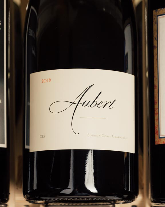 Aubert Chardonnay Estate CIX Vineyard Sonoma Coast 2019 (Magnum 1.5L)