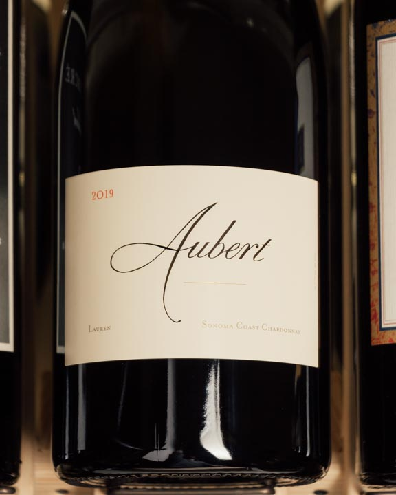 Aubert Chardonnay Estate Lauren Vineyard Sonoma Coast 2019 (Magnum 1.5L)
