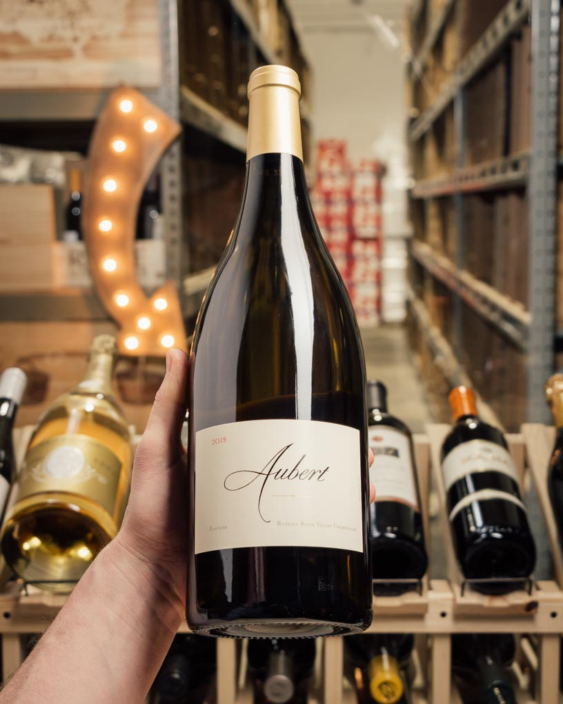 Aubert Chardonnay Estate Lauren Vineyard Sonoma Coast 2019 (Magnum 1.5L)  - First Bottle