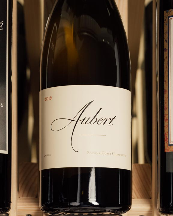 Aubert Chardonnay Estate Lauren Vineyard Sonoma Coast 2019