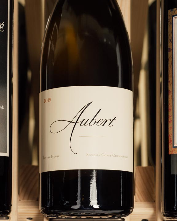 Aubert Chardonnay Estate Powder House Sonoma Coast 2019