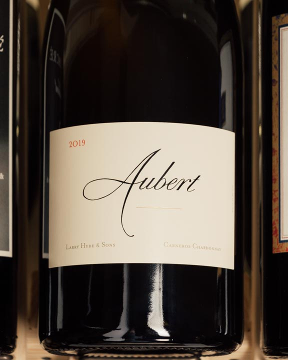 Aubert Chardonnay Larry Hyde & Sons Carneros 2019 (Magnum 1.5L)