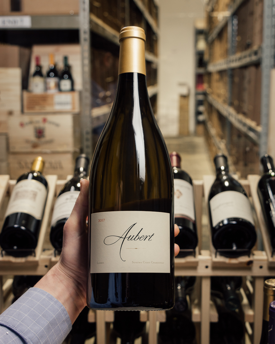 Aubert Chardonnay Lauren 2017 (Magnum 1.5L)  - First Bottle