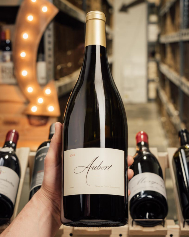 Aubert Chardonnay Lauren Estate Sonoma Coast 2018 (Magnum 1.5L)  - First Bottle