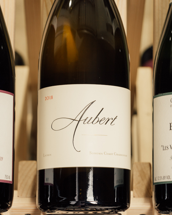 Aubert Chardonnay Lauren Estate Sonoma Coast 2018
