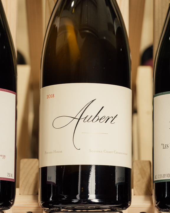 Aubert Chardonnay Powder House Somona Coast 2018