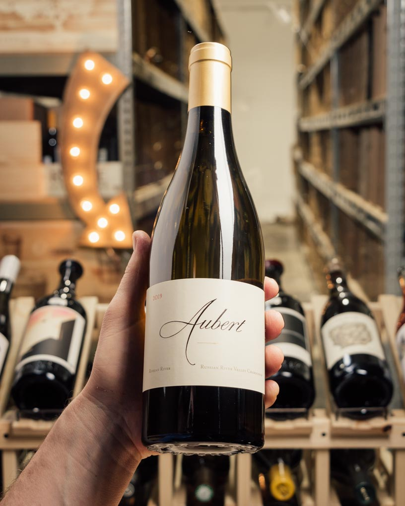 Aubert Chardonnay Russian River Valley 2019  - First Bottle