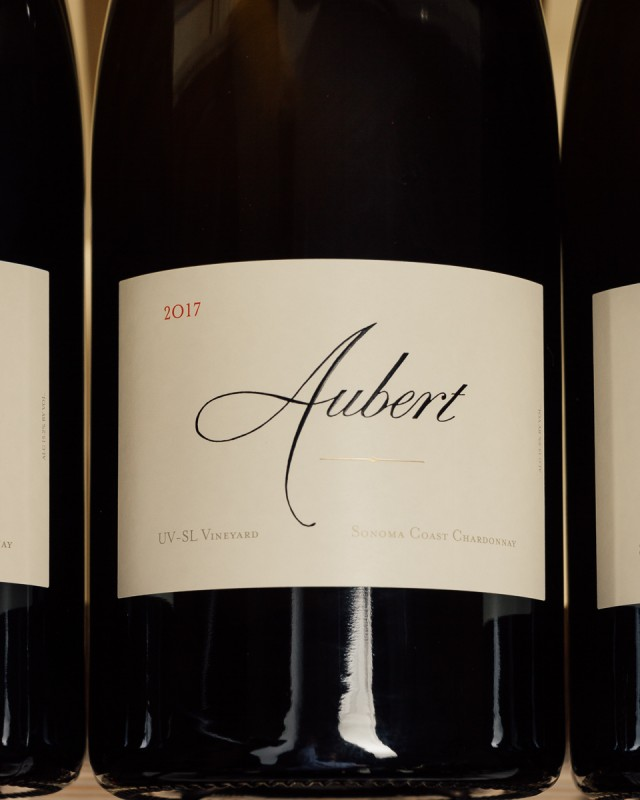 Aubert Chardonnay UV-SL Vineyard 2017 (Magnum 1.5L)