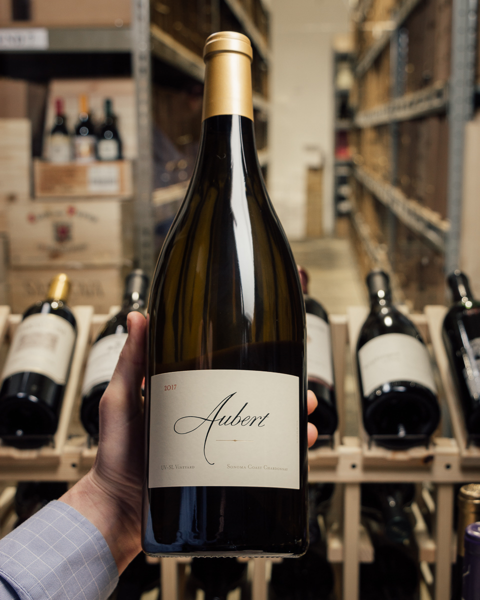 Aubert Chardonnay UV-SL Vineyard 2017 (Magnum 1.5L)  - First Bottle