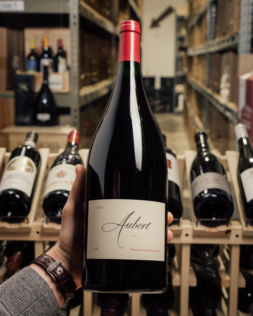 Aubert Pinot Noir CIX Sonoma Coast 2017 (Magnum 1.5L)  - First Bottle