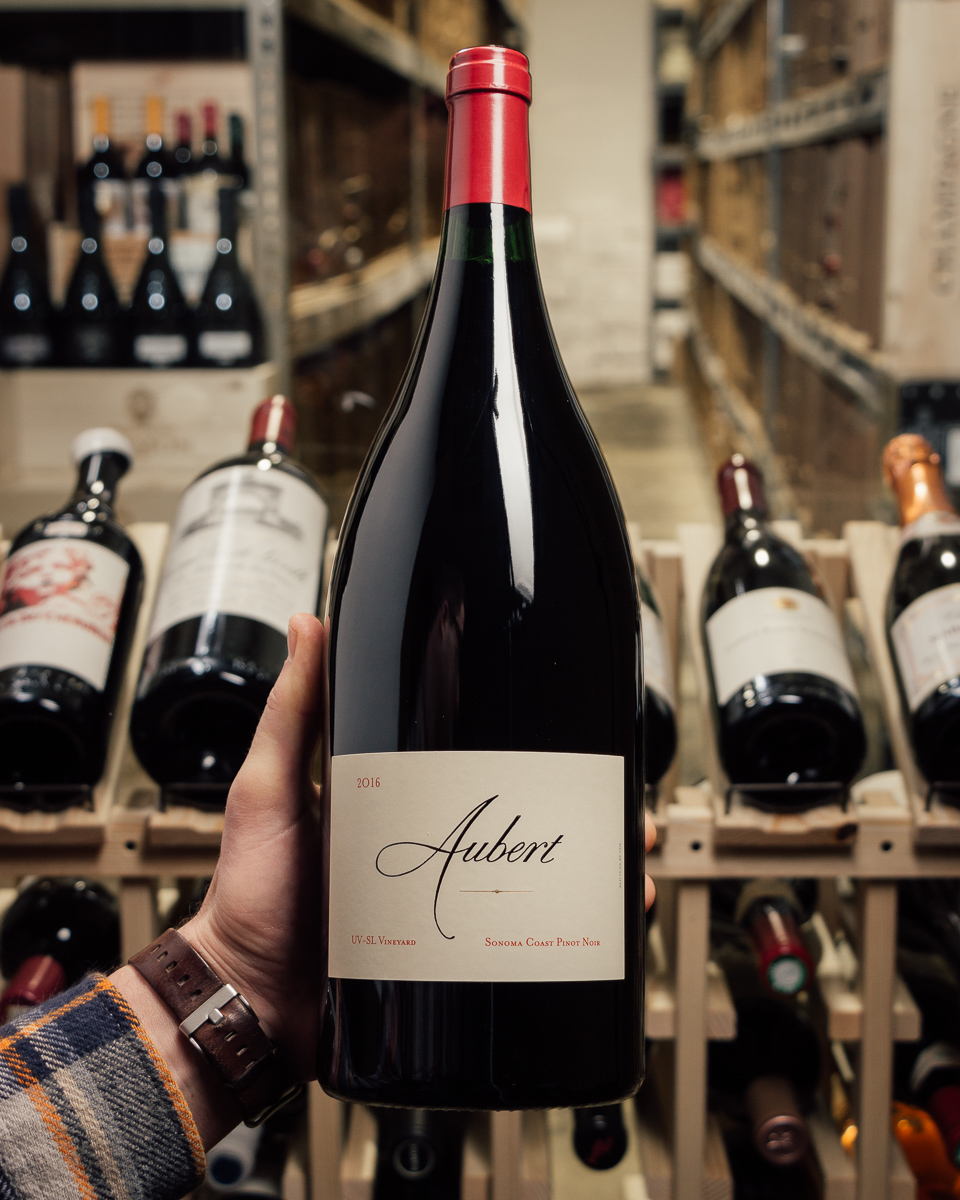 Aubert Pinot Noir Sonoma Coast UV-SL 2016 (Magnum 1.5L)  - First Bottle