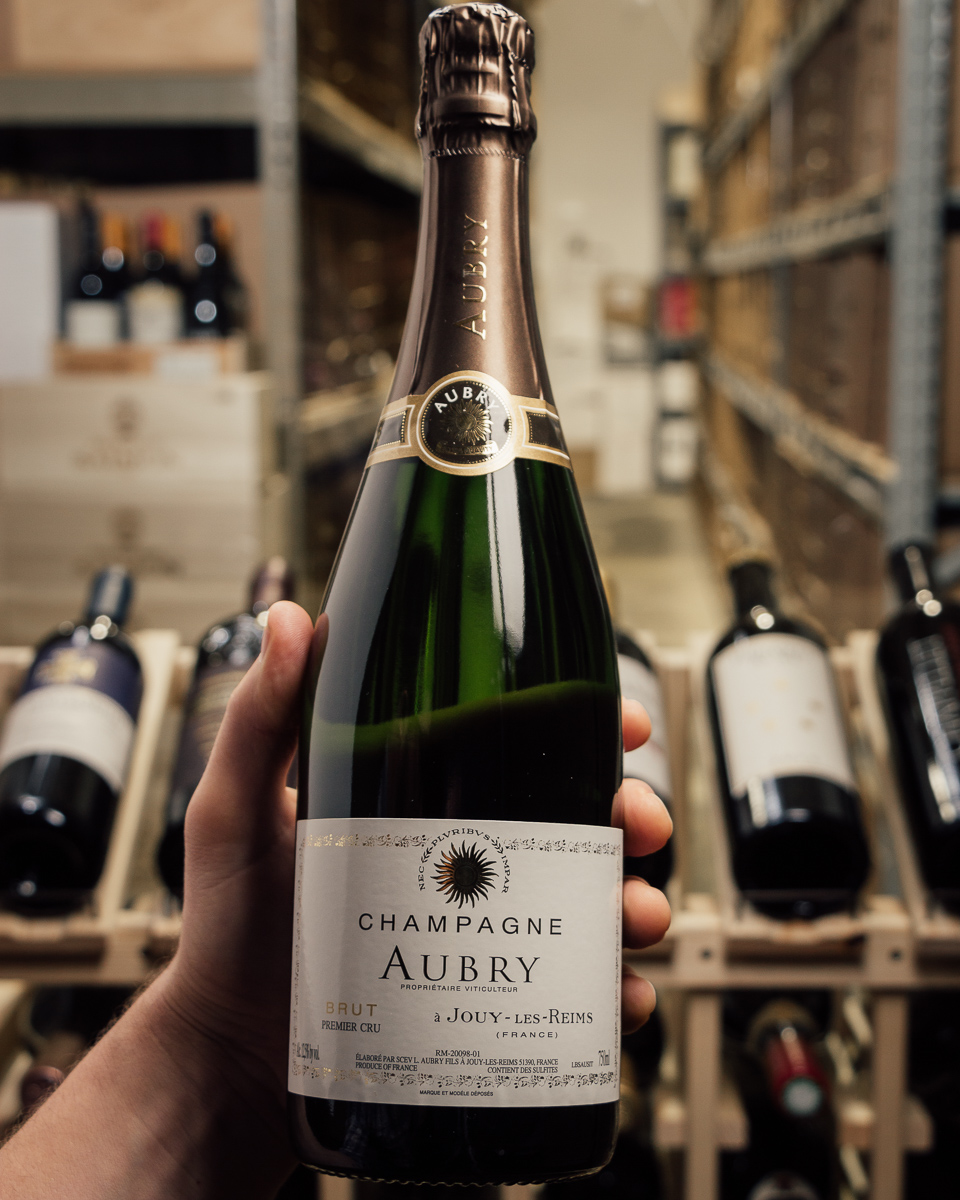Aubry Brut 1er Cru NV  - First Bottle