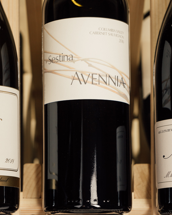 Avennia Cabernet Sauvignon Sestina Columbia Valley 2016  - First Bottle