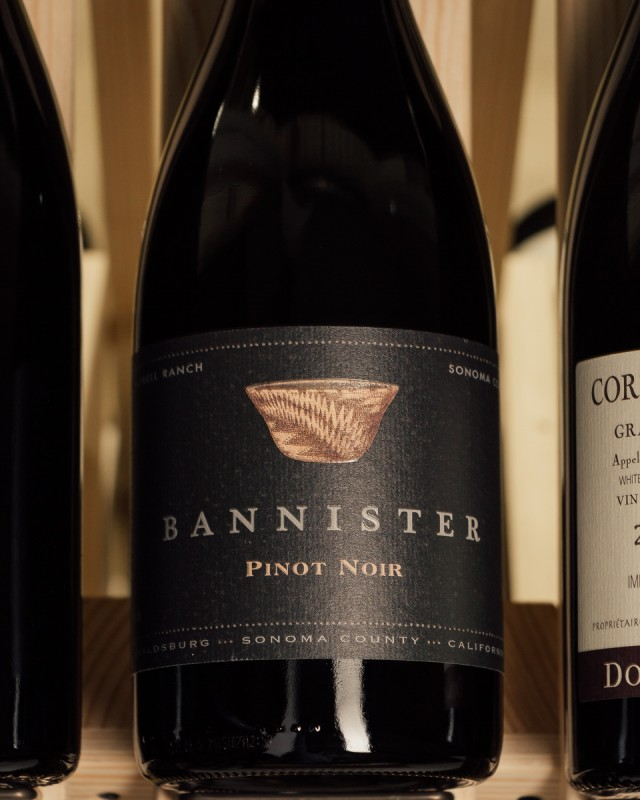 Bannister Pinot Noir Campbell Ranch Sonoma Coast 2015