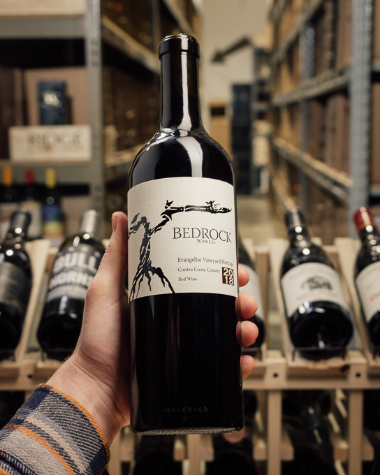 Bedrock Bedrock Vineyard Heritage Red Sonoma Valley 2018  - First Bottle