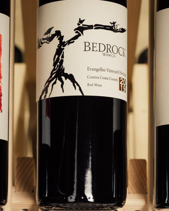 Bedrock Bedrock Vineyard Heritage Sonoma Valley 2019