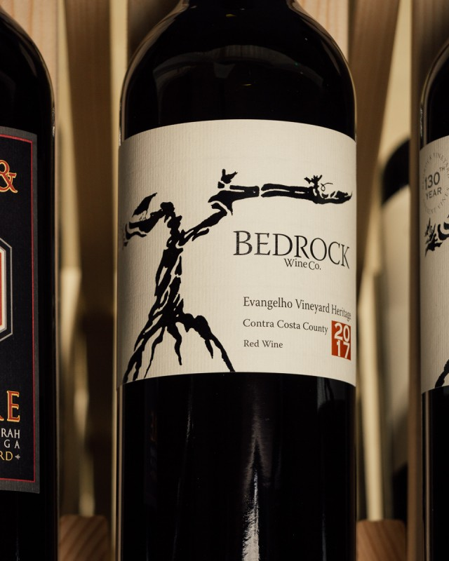 Bedrock Proprietary Red Evangelo Vineyard Heritage 2017