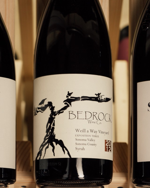 Bedrock Proprietary Red Weill Vineyard Exposition 3 2012