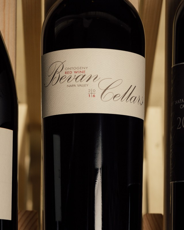 Bevan Cellars Proprietary Red Double E Tench 2016