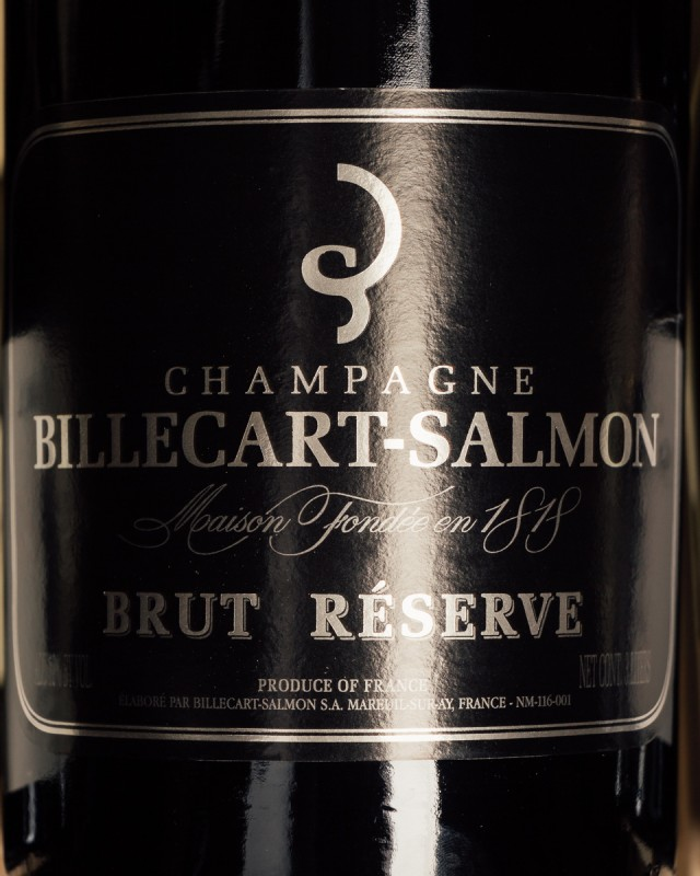 Billecart-Salmon Brut Reserve NV (3L Double Magnum)
