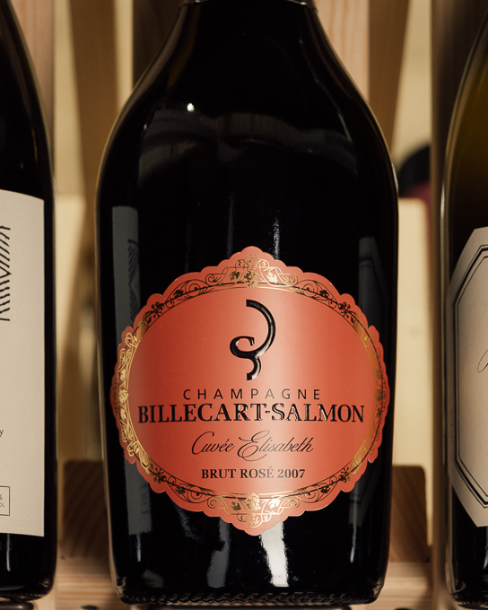 Billecart Salmon Cuvee Elisabeth Rose 2007