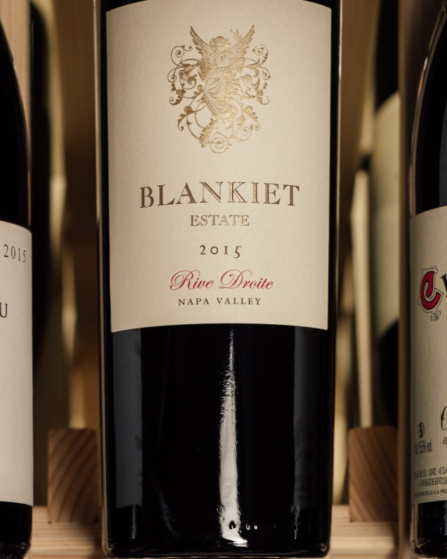 Blankiet Proprietary Red Rive Droite 2015