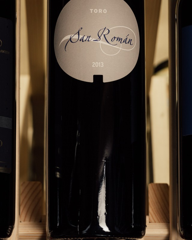Bodegas y Vinedos Maurodos San Roman 2013  - First Bottle