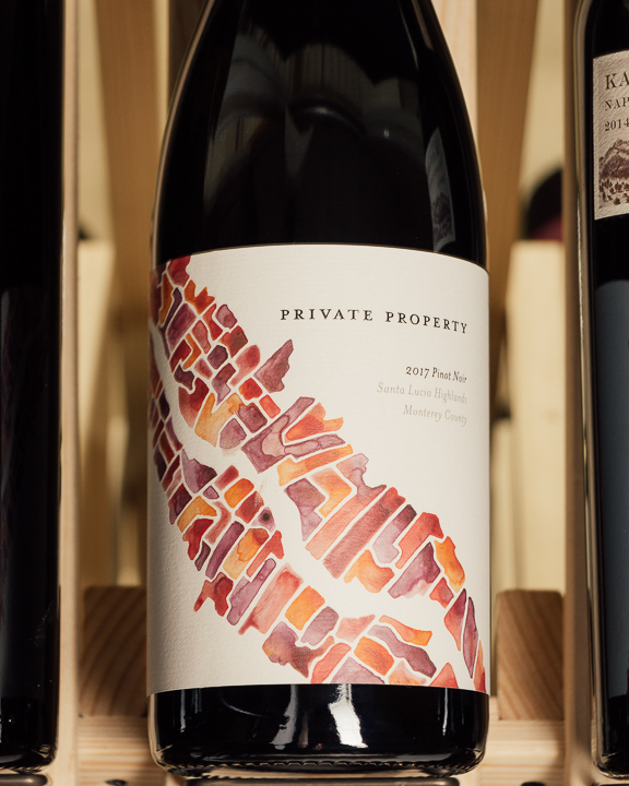 Caraccioli Pinot Noir Private Property 2017