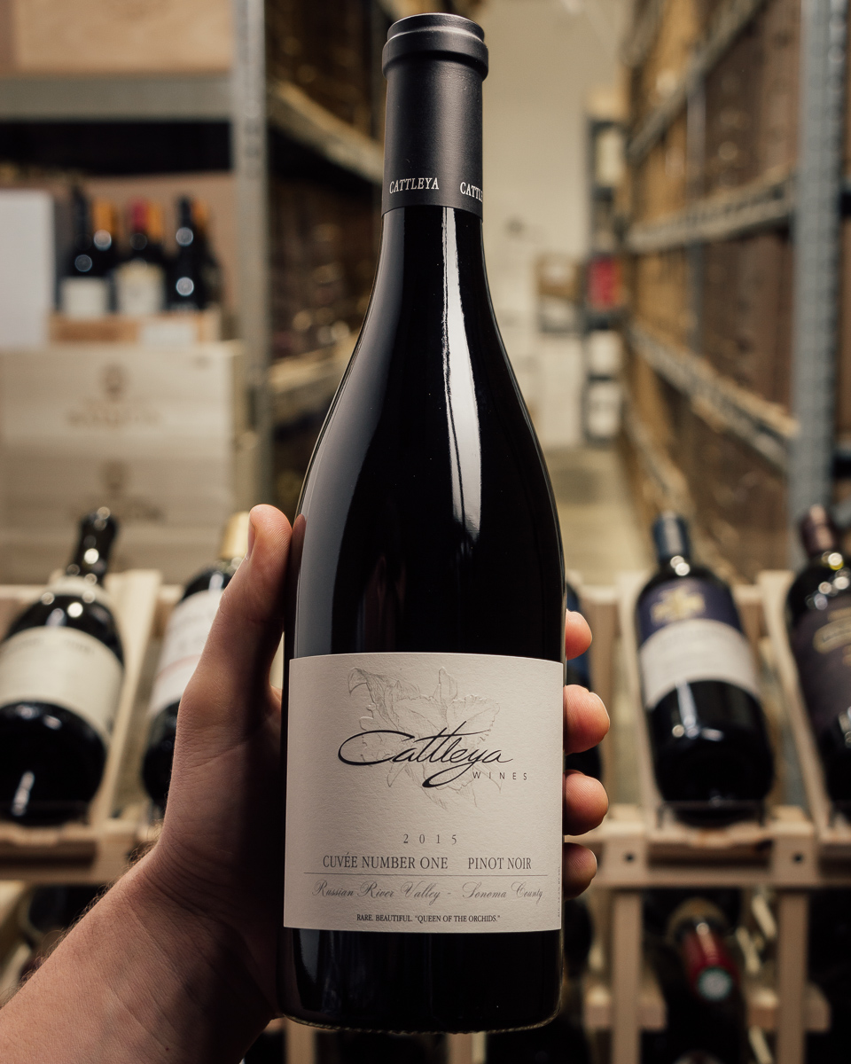 Cattleya Pinot Noir Cuvee Number One 2015  - First Bottle