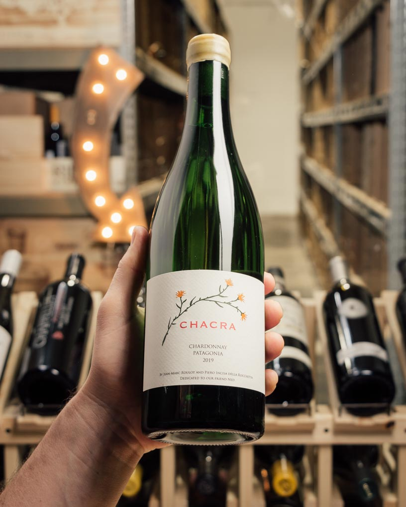 Chacra Estate Chardonnay Patagonia 2019  - First Bottle