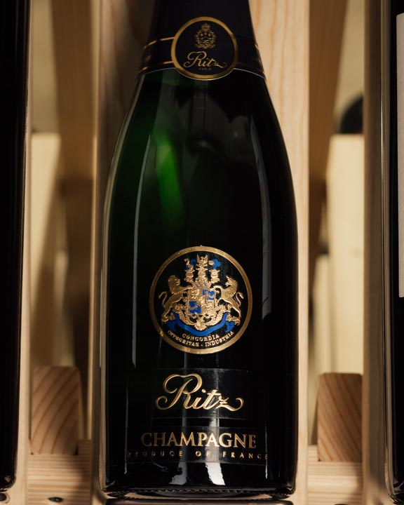 Champagne Barons de Rothschild Ritz Brut NV (375mL)