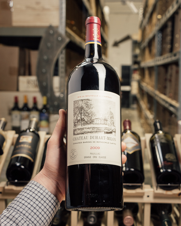 Chateau Duhart Milon Pauillac 2009 (Magnum 1.5L)  - First Bottle