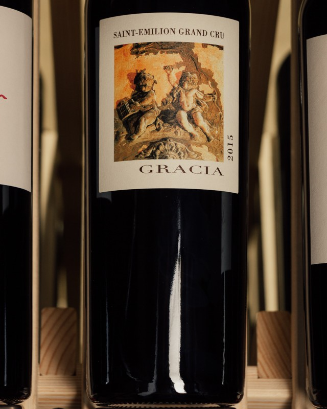 Chateau Gracia Saint Emilion Grand Cru 2015