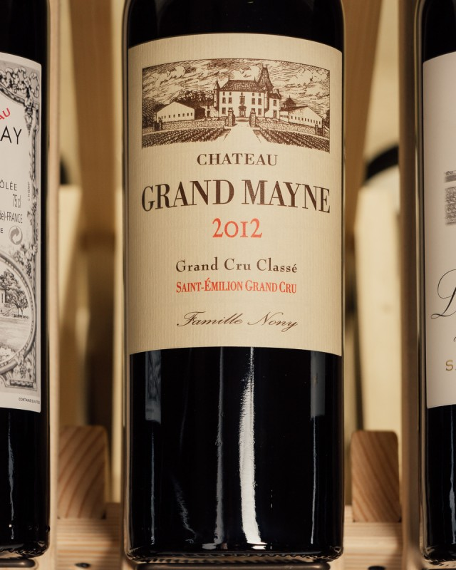 Chateau Grand Mayne Saint Emilion Grand Cru 2012