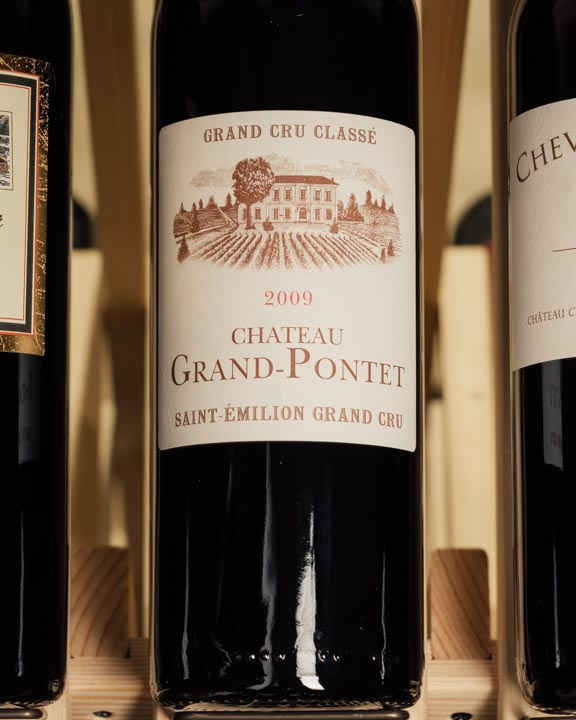 Chateau Grand-Pontet Saint Emilion Grand Cru 2009