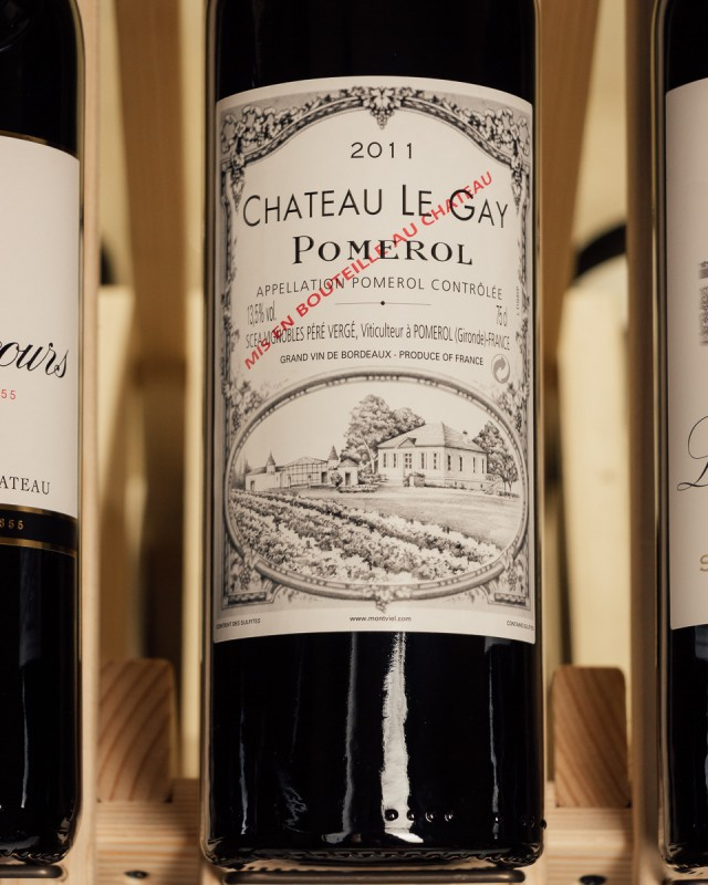 Chateau Le Gay Pomerol 2011