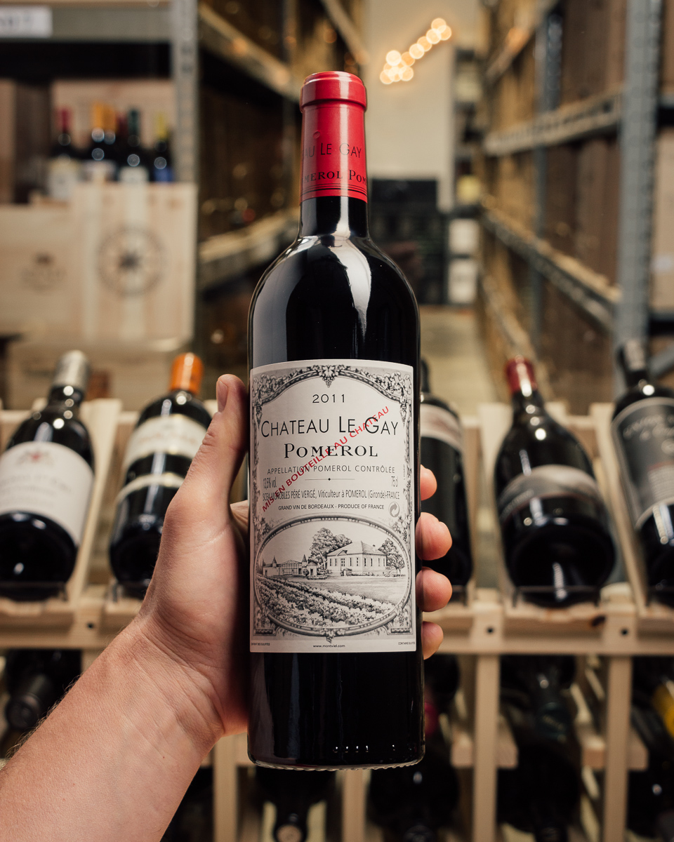 Chateau Le Gay Pomerol 2011  - First Bottle