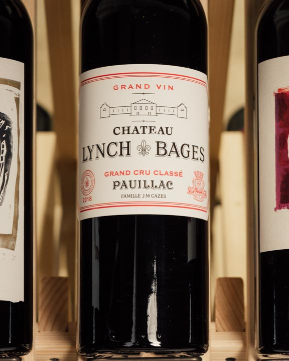 Chateau Lynch Bages Pauillac 2018