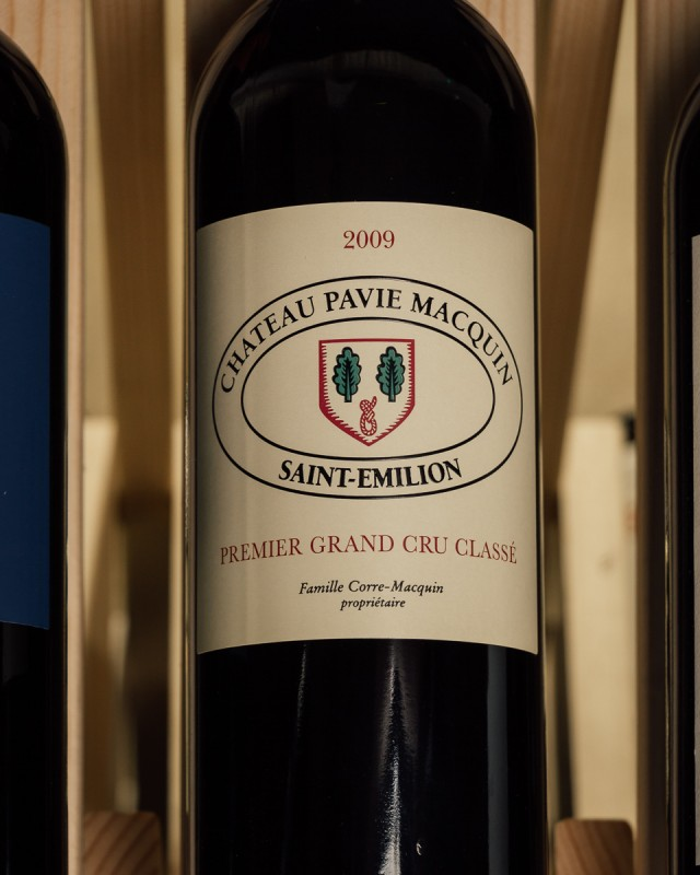 Chateau Pavie Macquin Saint Emilion 2009