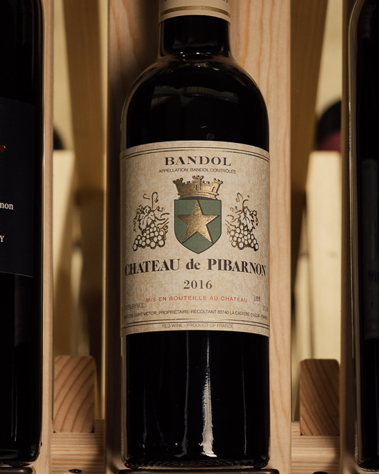 Chateau de Pibarnon Bandol Rouge 2016 (375mL)