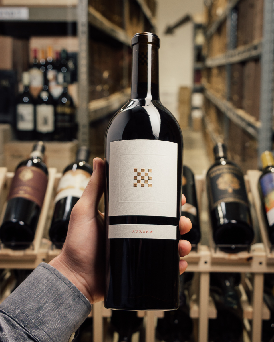 Checkerboard Cabernet Sauvignon Aurora 2015  - First Bottle