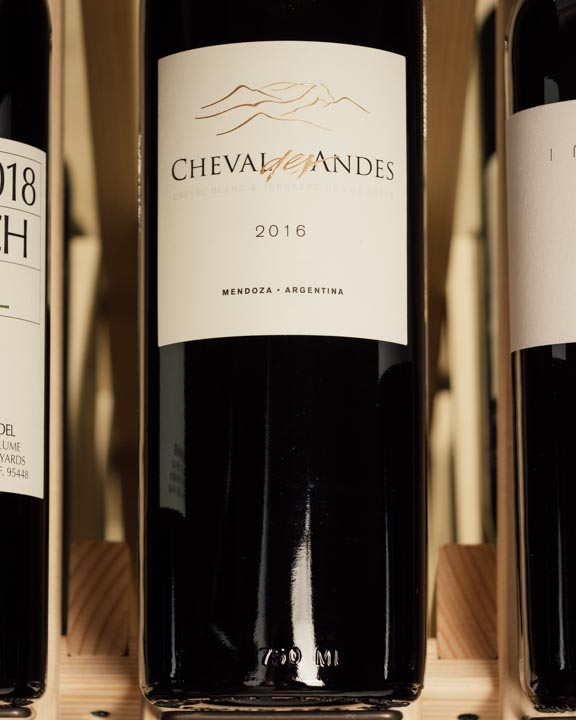 Cheval Des Andes Red Blend 2016
