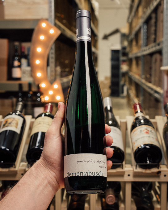 Clemens Busch Riesling Pundericher Marienburg Fahrlay Reserve (Dry) 2016  - First Bottle