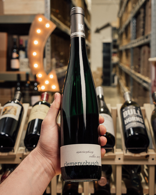 Clemens Busch Riesling Pundericher Marienburg Raffes 2017  - First Bottle