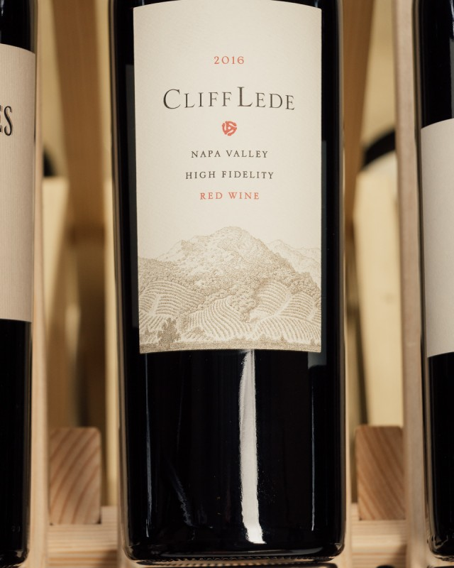 Cliff Lede High Fidelity Red Napa Valley 2016