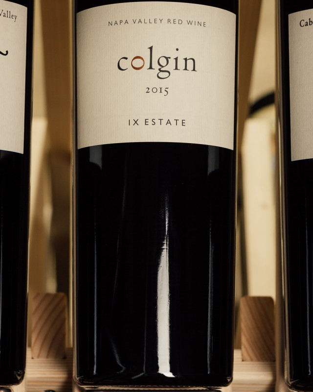 Colgin Proprietary Red IX Estate 2015