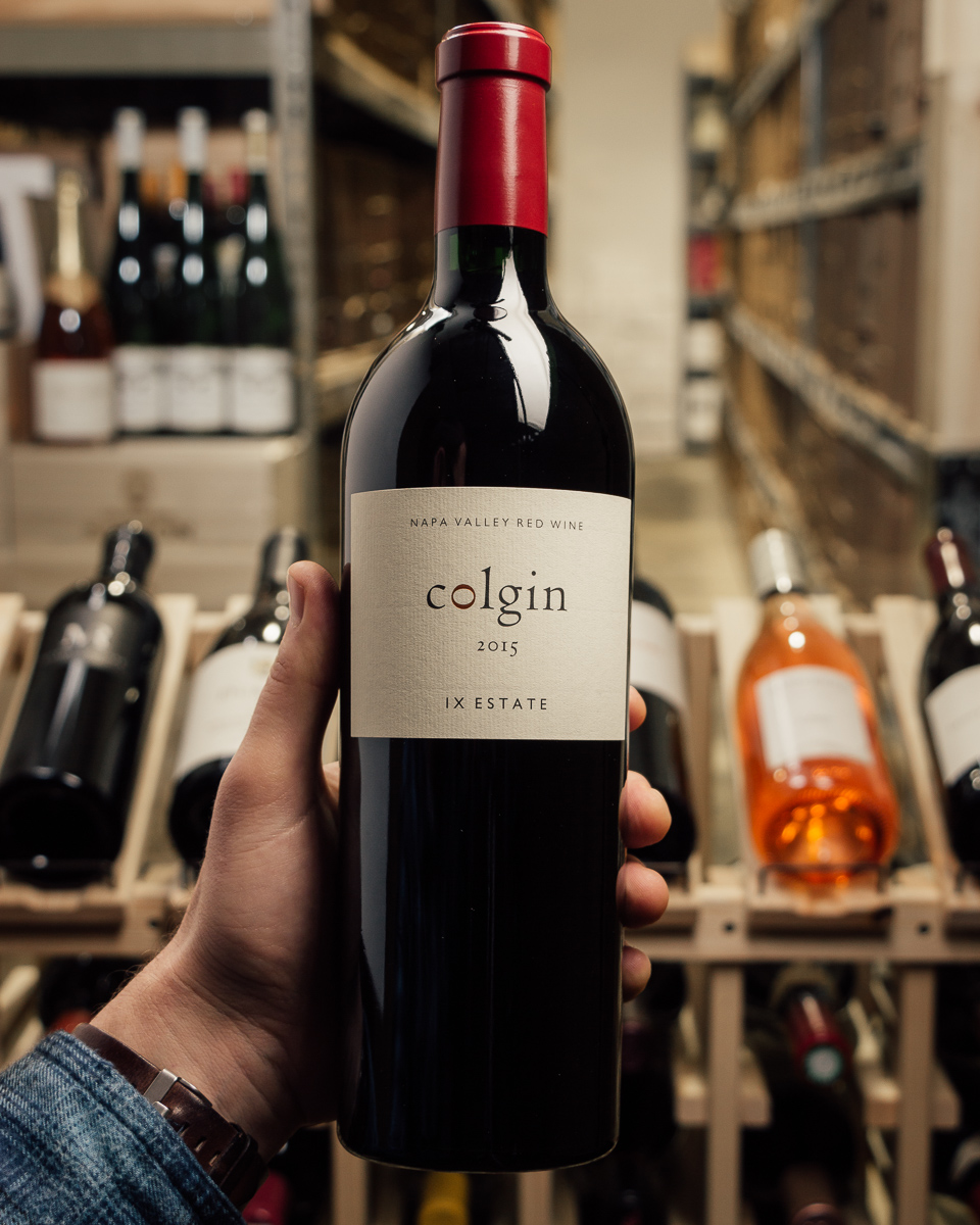 Colgin Proprietary Red IX Estate 2015  - First Bottle