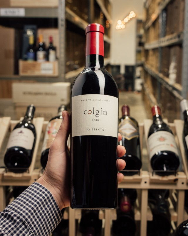 Colgin Proprietary Red IX Estate 2016  - First Bottle