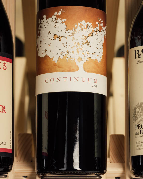 Continuum Proprietary Red Napa Valley 2018