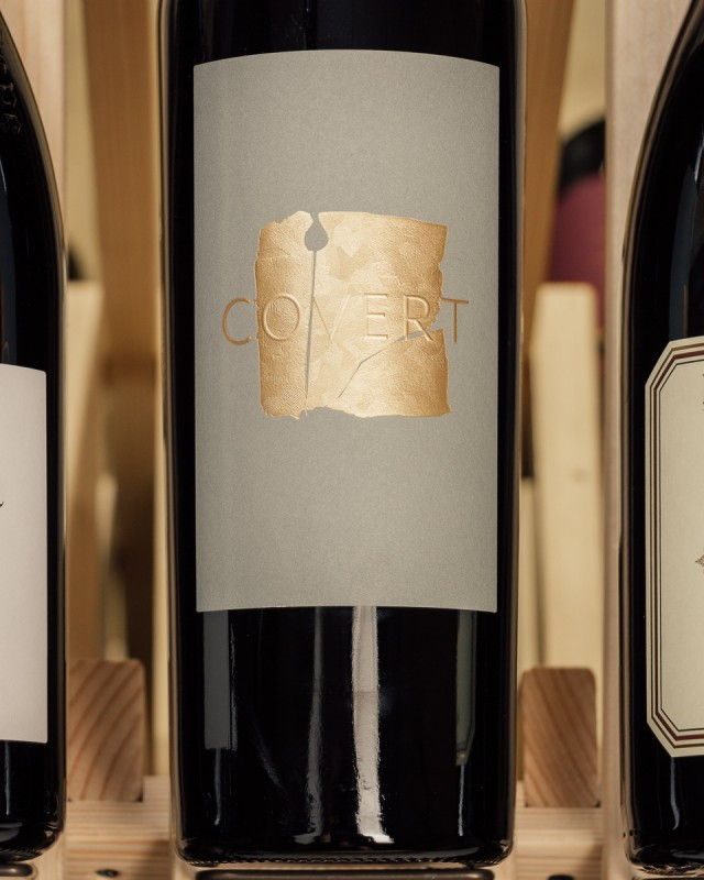 Covert Estate Cabernet Sauvignon Napa Valley 2013  - First Bottle